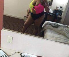 El Paso female escort - 40ddd creole bbw
