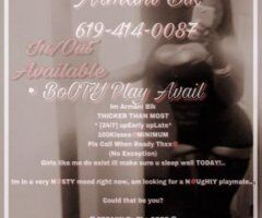 El Paso female escort - 💯Outcall Avail !!! ♡IM B A C K♡TUCSON 🥰😍Cali Girl_Avail_NoW☆☆🅒🅛🅘🅒🅚 🅗🅔🅡🅔 1OO% 🅡🅔🅐🅛 Thick (EBONY) ɢᴏᴅᴅᴇss ⬜ 2♡♡.🔲Supa FREAK *E..N-TR My_-.E=X=!= T* LuV It In Da ASSSssss⬛ BootyPlay LuVers BOOBIEs⬜
