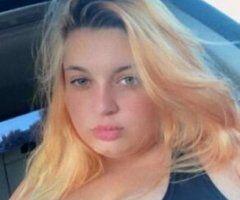 Visalia female escort - BBW Thick BLONDE TORI IS N DT Visalia Taco 🌮 Tuesday BJ Specials Only NO FS
