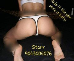 Jacksonville female escort - Give me your package, stick it in me baby!!