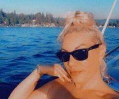 Olympia female escort - Beautiful DDD blonde ready to get freaky Tuesday