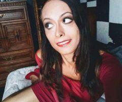 Odessa TS escort female escort - Transsexual Valerie Visiting Odessa