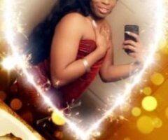 Las Vegas TS escort female escort - Black American Princess