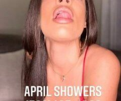 Boston female escort - April Showers now in your area