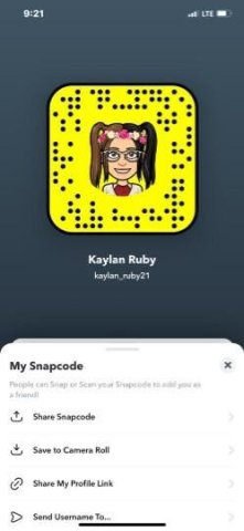 hey guys i'm available to have some fun 😘 you can also find me on Snapchat @Kaylan_ruby - 3