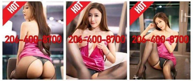 🔥Young Asian Escort Incall🔥Sexy🔥BBBJ🔥69 style❤206-400-8700🔥③ - 3