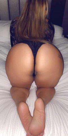 exotic latina bbw long hair tan skin phat juicy booty! in/out - 3