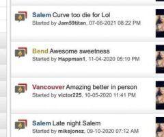 Salem female escort - let's have some fun 😍