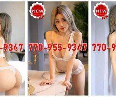 Atlanta body rub - ⭐Best Service✅New Girls Hot & Sexy✅⭐amazing skill⭐770-955-9347⭐①
