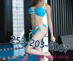 Olympia female escort - 🎉✨🎉New girl just arrive✨✨B2B,BBJ,GFE ✨🎉✨ 253-203-6067 ✨🎉✨