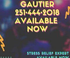 Biloxi female escort - GAUTIER Stress Relief EXPERT