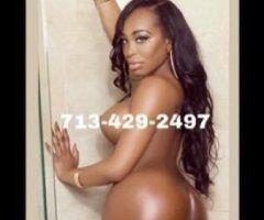 Houston TS escort female escort - TS Emani Shaunte! Call or text to see me. 100% Versatile!