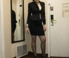 Salt Lake City female escort - Cum dinner time... Don't starve, gorge yourself on top certified, prime kitty, mine....