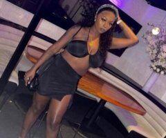 Sacramento female escort - sexxy Chocolate Babe