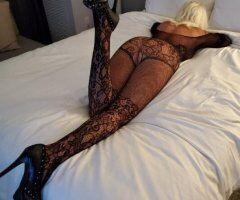 Chicago female escort - Super Sexxy Platinum Blond Hottie😛